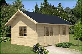 gartenhaus selber bauen oder aufstellen lassen garten. Black Bedroom Furniture Sets. Home Design Ideas